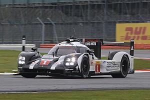 WEC Practice report Porsche 919 Hybrid benefits from efficiency and aerodynamics