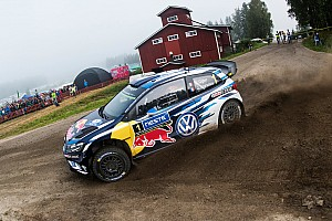 WRC Breaking news Ogier blames running order rules for