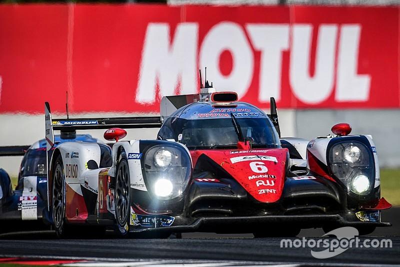 小林可夢偉「タイヤ無交換のダブルスティントはリスクがあった」:TOYOTA GAZOO Racing News