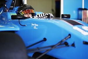 GP3 Practice report Barcelona GP3: Gonda tops rain-affected practice