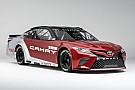Monster Energy NASCAR Cup 【NASCAR】新型カムリがベースの最新NASCAR発表。TRDら共同開発