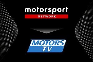 Motorsport Network приобрела Motors TV