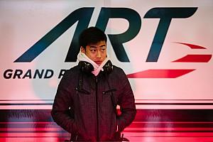 GP3 Breaking news Fukuzumi heads Day 1 of GP3 testing at Estoril