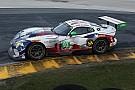 IMSA Riley Motorsports Dodge Viper GT3-R finishes third in the 24 Hours of Daytona