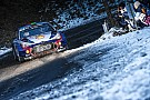 WRC Monte Carlo WRC: First stage cancelled after Paddon crash