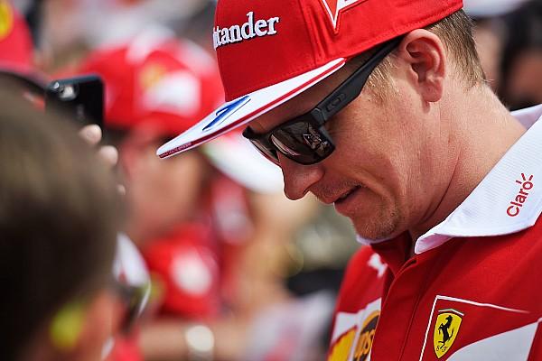 Formula 1 Vettel sees no reason to replace Raikkonen as teammate