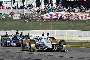 IndyCar Breaking news Carpenter pleased with Barber performance, has high hopes for Indy