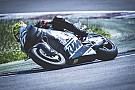 MotoGP Abraham tests KTM MotoGP bike at Misano