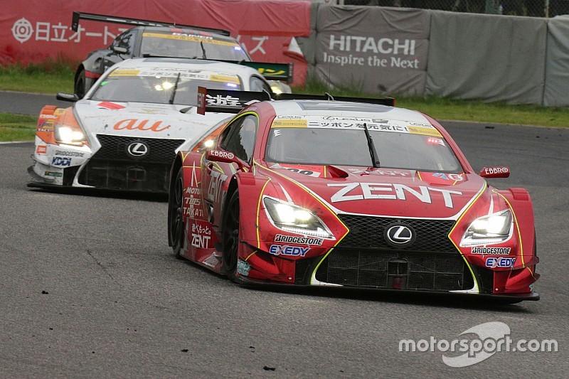 スーパーGT第6戦鈴鹿1000km決勝(GT500):38号車ZENT今季初優勝。GT-Rの開幕5連勝を阻止