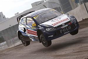 Ралли-Кросс Отчет о гонке Кристофферсон выиграл этап World RX в Лоэаке