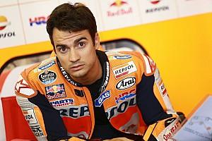 "MotoGP Breaking news Pedrosa downbeat: ""I have no feeling on the bike"""