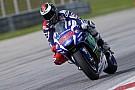 Lorenzo tops rain-hit final day of Sepang MotoGP test