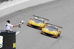 IMSA Race report Michelin delivers excitement in 24 at Daytona