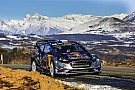 Monte Carlo WRC: Ogier and M-Sport top shakedown