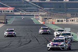 TCR Middle East Prove libere Middle East, Luca Engstler domina le prime libere a Dubai