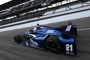 IndyCar Practice report Fast 9 given final opportunity to practice before qualifying