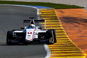 GP3 Breaking news Parry leads ART trio on Day 2 of Valencia test