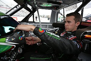 NASCAR Truck Special feature Ben Rhodes' midwest road trip