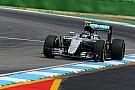 German GP: Rosberg completes practice clean sweep