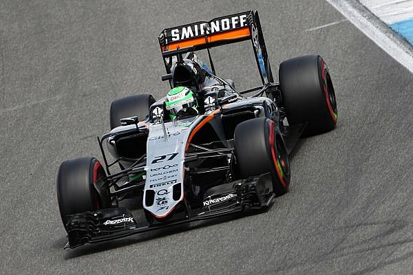 Formula 1 Breaking news Hulkenberg handed grid penalty for tyre error