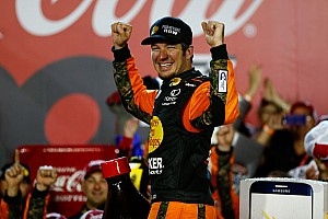 NASCAR Sprint Cup Race report Truex sets records with dominating Coke 600 win