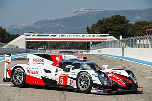 WEC Interview Toyota had to