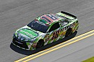 NASCAR Sprint Cup Brian Scott leads Daytona practice, Kyle Busch crashes hard