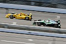 "IndyCar Karam: ""I was worried the racing would be ruined"""