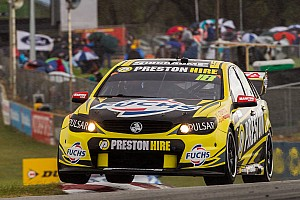 Supercars Breaking news Knee, rib fractures added to Holdsworth's injuries