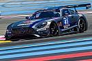 Endurance HTP Motorsport Mercedes leads after eventful starting period