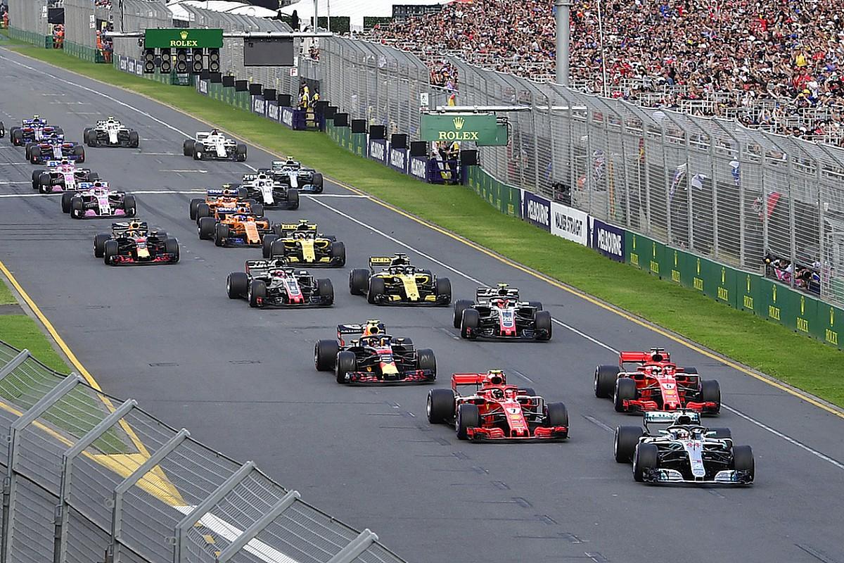 Formule 1 Le Calendrier F1 2019 Definitivement Valide
