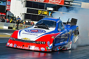 NHRA Qualifying report Schumacher, Hight and Butner race to qualifying lead Friday at
