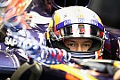 Formula 1 Kvyat says Red Bull the priority amid Force India talk
