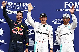 Formula 1 Qualifying report German GP: Rosberg snatches pole despite engine cut-out scare