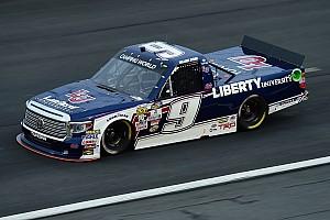 NASCAR Truck Race report Byron scores second Truck win in Texas