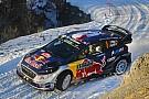 WRC Monte Carlo WRC: Ogier seals win on M-Sport debut