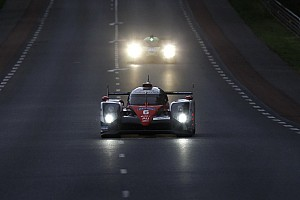 Le Mans Race report Le Mans 24 Hours: Toyota still in control at half-distance