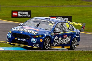 Supercars Practice report Sandown 500: Coulthard fastest in opening practice