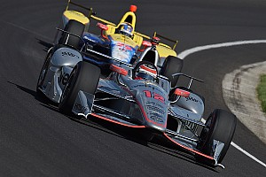 IndyCar Practice report Friday practice update: Power, Bell breach 231mph