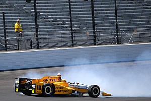 IndyCar Breaking news IndyCar pleased with safety improvements following crashes