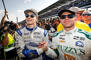 """IndyCar Breaking news Carpenter """"doing everything"""" to keep Newgarden"""