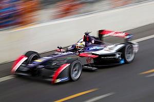 Formula E Race report DS Virgin Racing move into podium position in overall Formula E Championship in Berlin