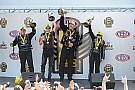 NHRA Brittany Force, Wilkerson, Line and Hines earn Four-Wide wins