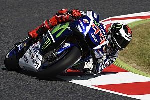 MotoGP Practice report Catalunya MotoGP: Lorenzo tops second practice from Vinales
