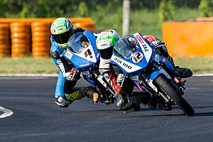 Other bike Race report Chennai III Super Sport: Subramaniam leads TVS 1-2-3 in both races