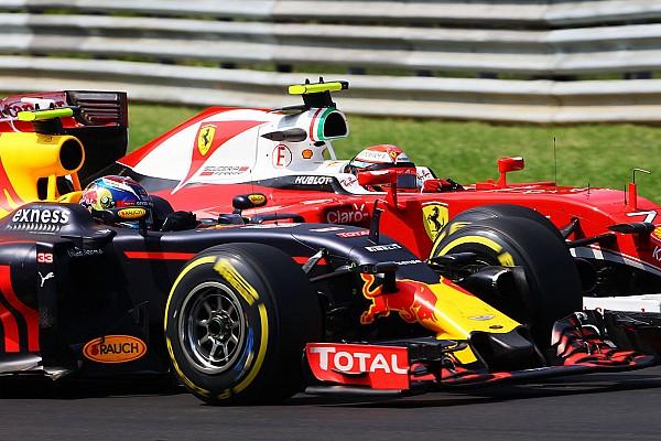 """Formula 1 Vettel on Verstappen: """"I think he will calm down"""""""