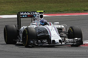 Formula 1 Qualifying report Bottas qualified fifth and Massa 11th for the Chinese GP