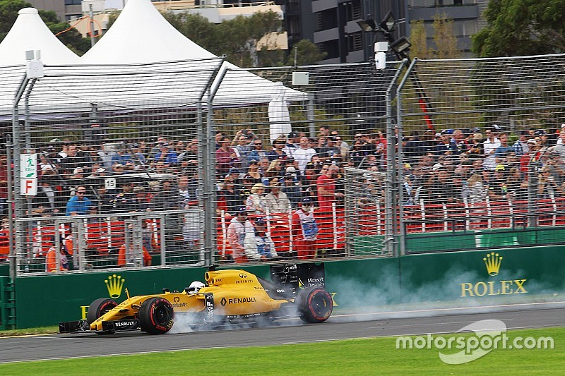 Magnussen believes he could've challenged McLaren in qualifying