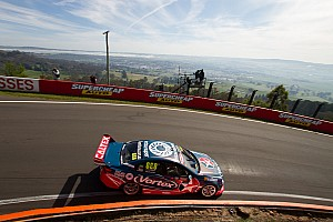 Supercars Breaking news Lowndes disappointed with poor showing in Bathurst qualifying