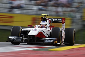 GP2 Special feature Sergey Sirotkin: Pole, penalty and pace struggles in Austria